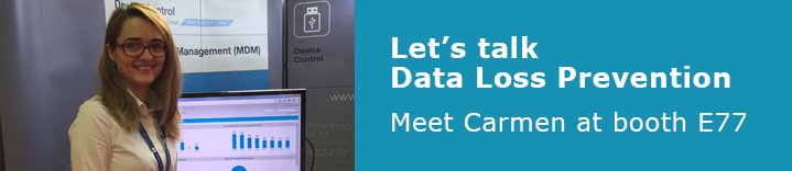 Lets talk Data Loss Prevention at RSA Singapore 2016