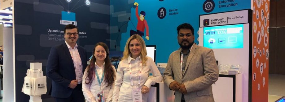 Endpoint Protector Becomes an Exhibitor at GITEX Technology Week 2018