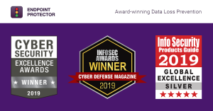 Endpoint Protector Wins 3 Major Industry Awards