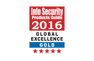 Endpoint Protector 4 is Gold Winner for the second year in a row at Info Security PG's Global Excellence Awards 2016 in the Database Security, Data Leakage-Protection/ Extrusion Prevention category