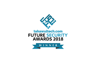 Endpoint Protector is Winner in the Best Encryption vendor category at the 2018 TahawulTech Future Security Awards