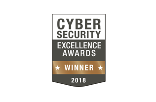Endpoint Protector is Winner for the third year in a row in the Data Leakage Prevention category at the 2018 Cybersecurity Excellence Awards