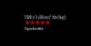 CNET Editors' Spectacular Rating