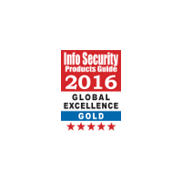 Endpoint Protector 4 named Gold Winner at Info Security PG's Global Excellence Awards 2016 in the Database Security, Data Leakage-Protection/ Extrusion Prevention category