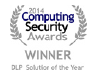 Endpoint Protector 4、2014 Computing Security の'DLP Solution of the Year' Awardを受賞