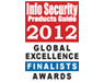 Endpoint Protector Appliance, Finalist for 2012 Global Product Excellence Awards
