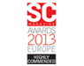 Endpoint Protector、SC Magazine Awards Europe 2013で、Highly Commended Award (ベストDLP部門)を受賞