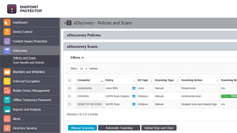 eDiscovery(电子发现)