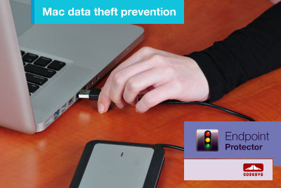 Endpoint Protector for Mac OS X - Mac data theft prevention