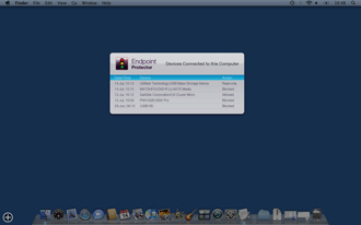 Endpoint Protector Device Control for Mac